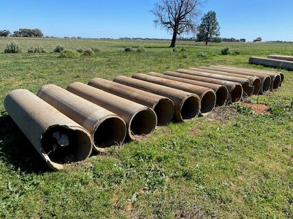 Assorted Concrete Culverts