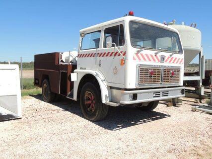 INTERNATIONAL FIRE TRUCK V8 PETROL NOT GOING