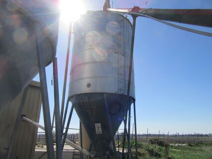 20T GE concentrate silo
