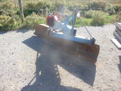 Berends 3 PL 8' blade wheel