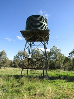 Water Tank & Stand