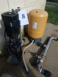Grunphos Water Pump