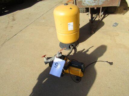Davey Water Pump -240V