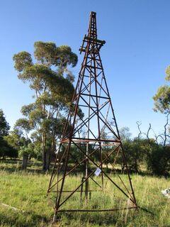 Old Windmill Head