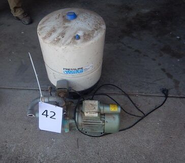 Onga Elec. Pressure pump
