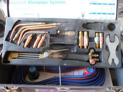 Cigweld cut skill blow pipe system
