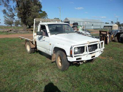 1996 Nissan Patrol Utility 4X4