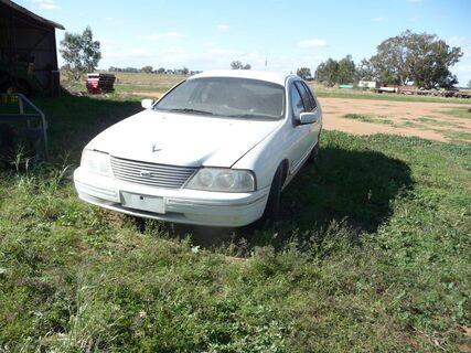 2001 Ford Fairlane GHIA