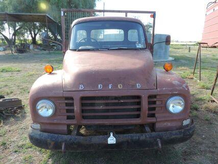 1964 Bedford J5 Truck