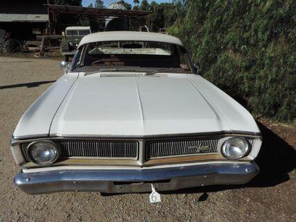 1971 XY Ford 500 Falcon Ute