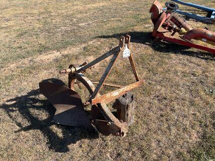 Single Maulboard Plough