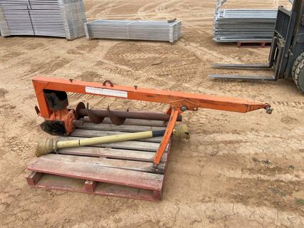 3PL Post Hole Digger