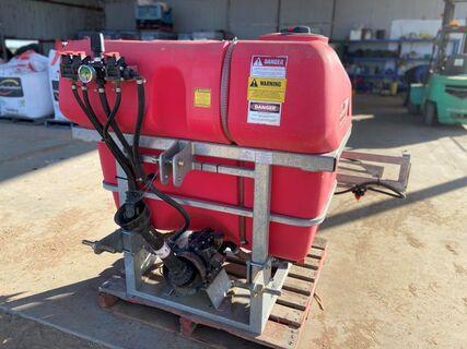 Silvan 3PL Spray Unit