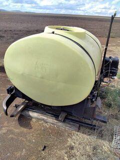 1100L Fontmount Water Tank