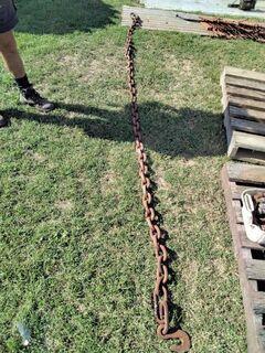 3/4 snig chain