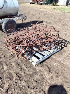 4 blacksmith harrows