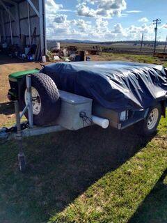 Dingo offroad camper trailer