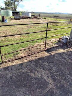 12 ft bar gate