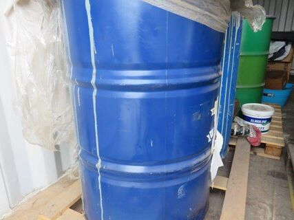 Approx 200 litres water based Grey
