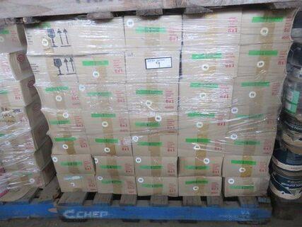 Approx 600 litres x 1 ltr cans Burgundy primer oil base