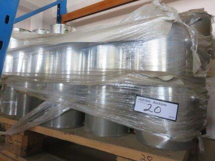Approx 200 litres x 2.5 ltr cans interior/exterior wood coating