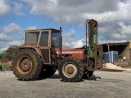 Massey Ferguson 184-4 Tractor