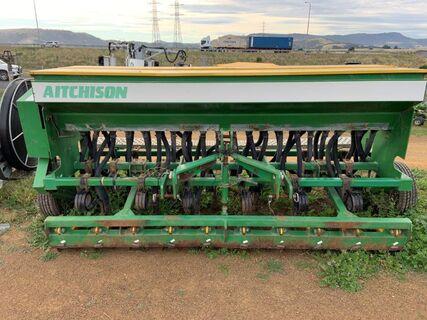 Aitichson 3120C seed drill