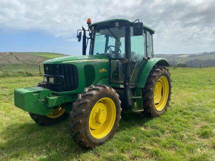 2004 John Deere 6220 tractor, 11,750 hrs