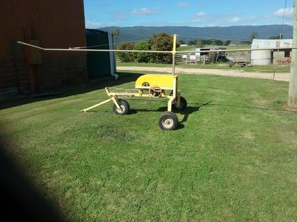 2016 Cultowa Low Pressure self propelled irrigator