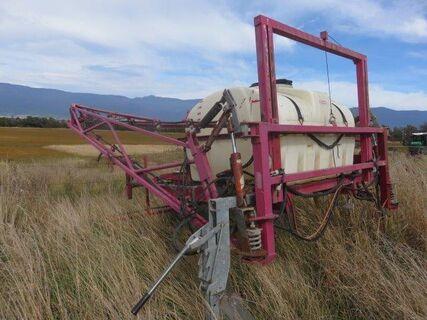 Croplands Spray Unit