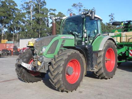 2014 Fendt 720 Vario Tractor
