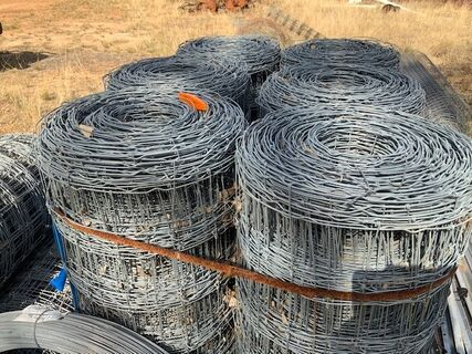 Knot-tie Fencing Wire