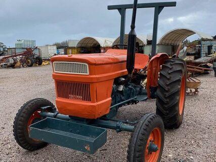 Fiat 450 Tractor