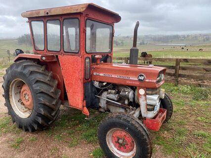 Massey Fergerson 148 Tractor