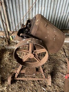 Antique Cement Mixer