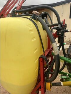 Hardi 600L Spray Unit