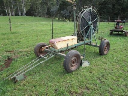 Stephenson 3 inch travelling irrigator
