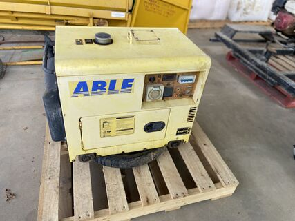 Able 4KA Generator