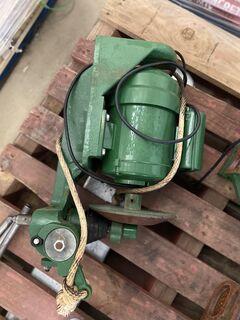 Lister Overhead Gear