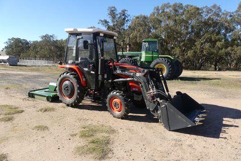 Agrison TZ04D404 Tractor