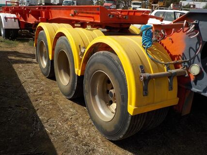 Stoodley A Chassis Trailer