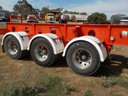 Stoodley B chassis Trailer