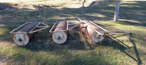 Pasture Roller