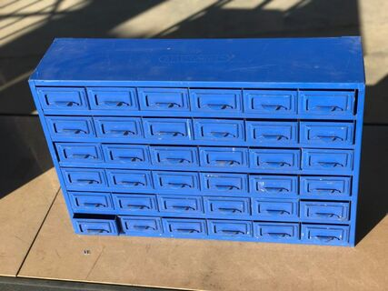 Kincrome drawer unit