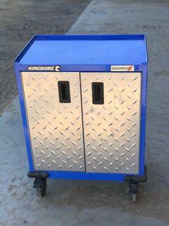 Kincrome 2 door cupboard
