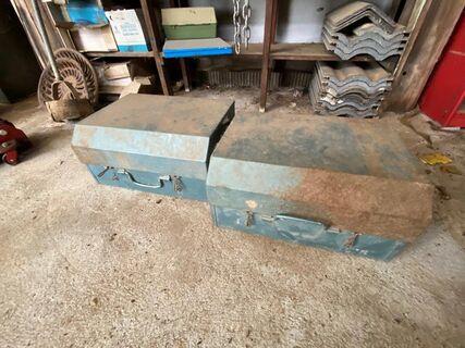 Metal toolboxs