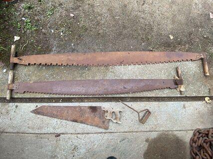 Crosscut saws