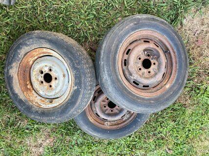 Rims & tyres