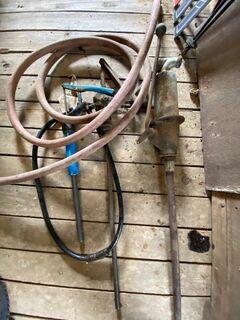 Assorted fuel & oil pumps