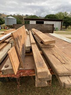 Assorted timber